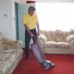 Carpet Cleaning Vacuuming