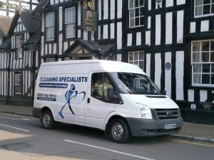 Cleaning Specialists in Droitwich