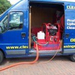 Upholstery Cleaning Truck Mounted Machine